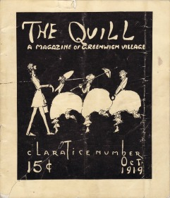 The Quill Cover - Clara Tice