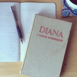 Diana A Strange Autobiography